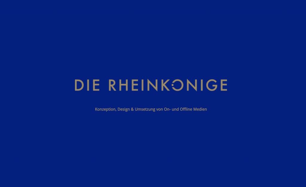 Die Rheinkönige Logo